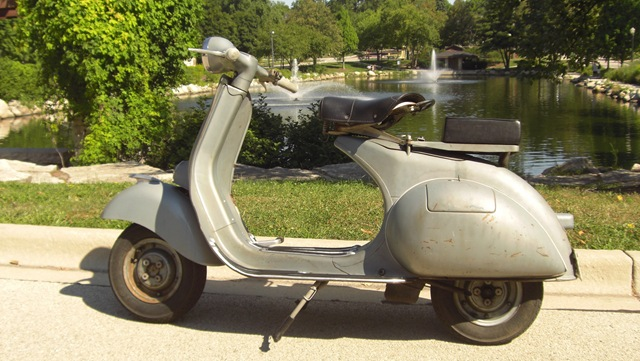 vintage scooter   eBay - eBay Motors - Autos, Used Cars